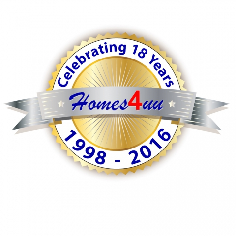 Homes4uu Celebrating 18 Years