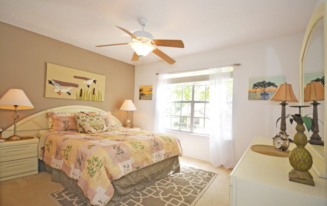 Bedroom 2 - Fairways Townhome - 3 Bedroom Southern Dunes Vacation Townhome - Homes4uu