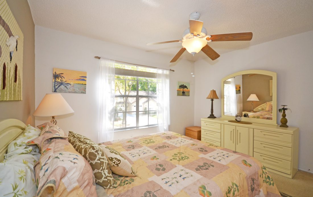 Bedroom 2 Views - Fairways Townhome - 3 Bedroom Southern Dunes Vacation Townhome - Homes4uu