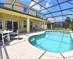 Pool Deck - Anchor Buoy - 6 bedroom Kissimmee vacation home - Homes4uu
