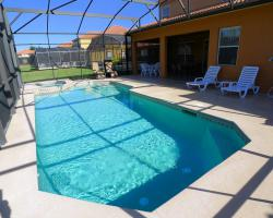Private Pool - Man Overboard - 5 Bedroom Orlando Vacation Home - Homes4uu