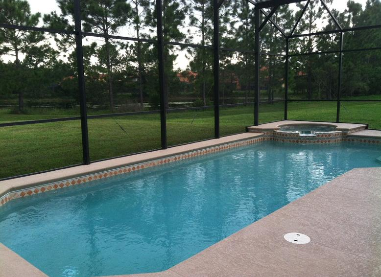 Private Pool 2 - Man Overboard - 5 Bedroom Orlando Vacation Home - Homes4uu