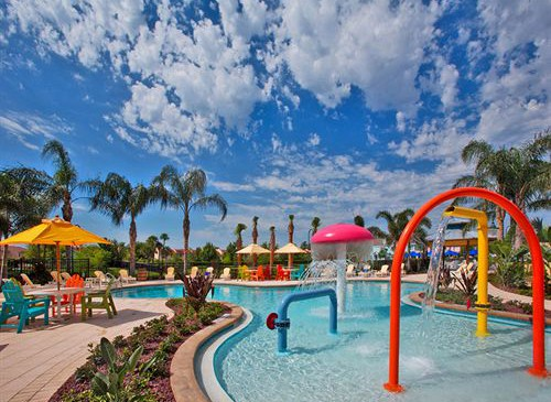 Star Island Resort & Club with Homes4uu Children's Pool