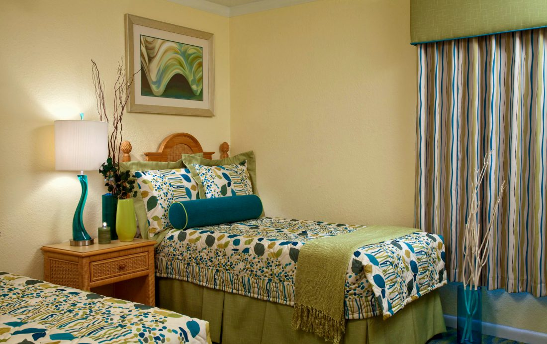 Bedroom Options- Blue Tree Resort Lake Buena Vista - Homes4uu