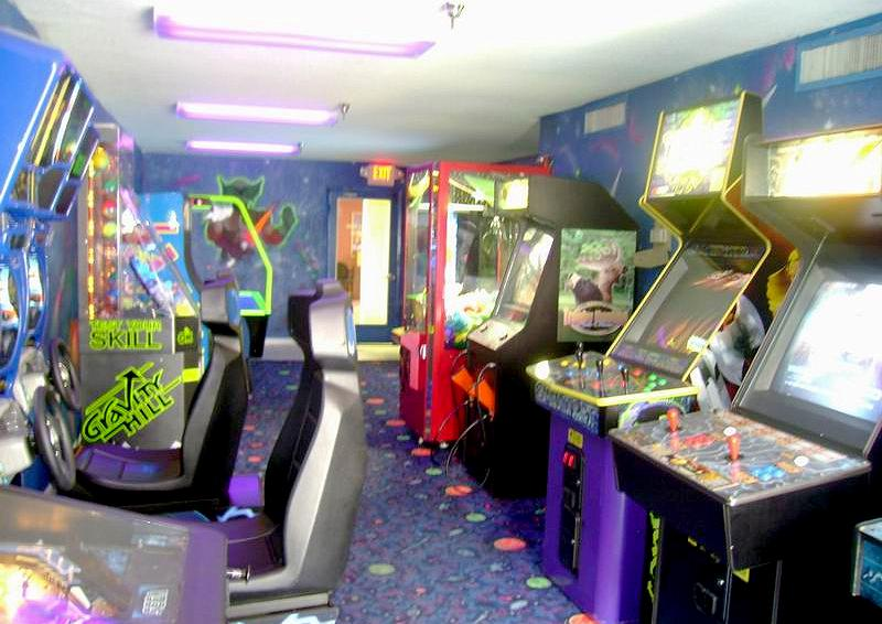 Blue Tree Resort Arcade