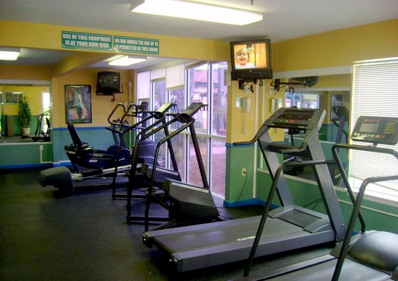 Blue Tree Resort Fitness Center