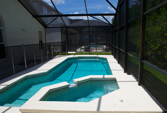 Pool and In Ground Spa - 2 Bedroom homes - Best Value homes with Homes4uu