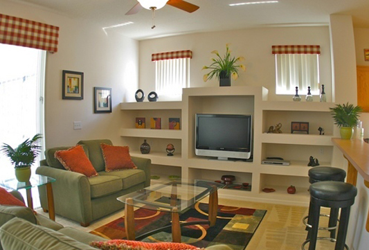 3 bedroom homes - Best Value homes with Homes4uu - Living Room