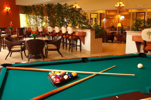 Encantada Resort Gameroom