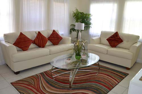 Siting Room - Encantada Resort townhome - 4 bedrooms - Homes4uu