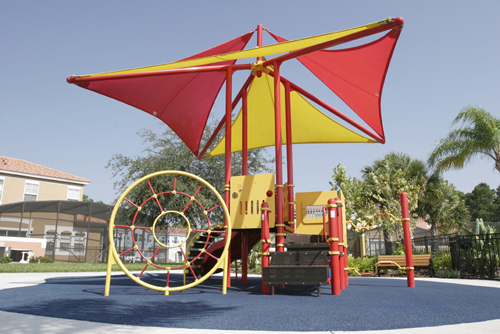 Encantada resort Playground