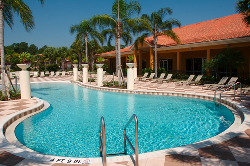 Encantada resort Community Pool