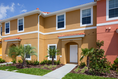Condo Exterior - Encantada Resort townhome - Homes4uu