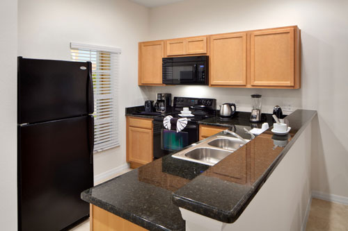 Kitchen - Encantada Resort townhome - Homes4uu
