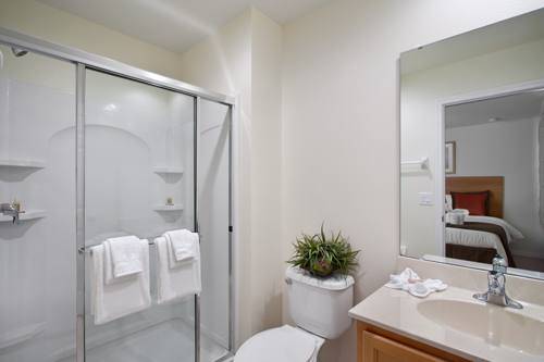 Bathroom - Encantada Resort townhome - Homes4uu