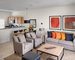 Living Room - Encantada Resort townhome - Homes4uu