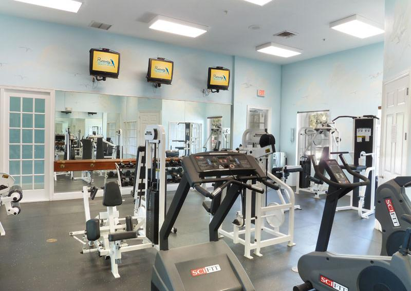 Star Island Resort & Club with Homes4uu Fitness Room
