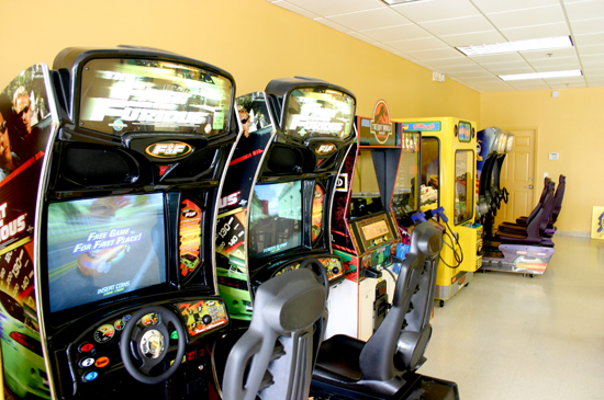 Lake Buena Vista Resort Arcade