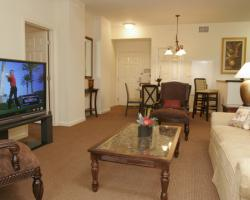 Living Area - 2 Bedroom Lake Buena Vista Condo - Homes4uu