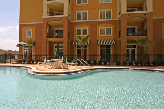 Lake Buena Vista Resort Condos and Pool