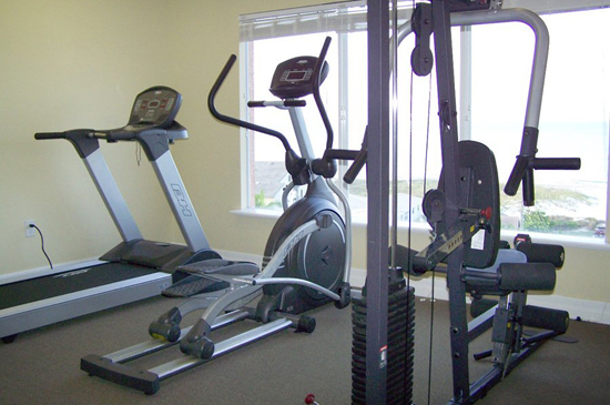 Madeira Bay Resort Fitness Center