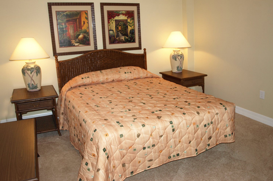 Bedroom Option 2 - 1 Bedroom Condo - Madeira Bay Resort and Spa - Homes4uu