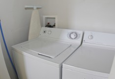 Laundry Room - Runaway Beach Club resort condominium - 3 bedroom Condo - Homes4uu