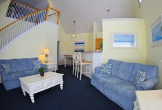 Living Room Area - Runaway Beach Club resort condominium - 3 bedroom Condo - Homes4uu