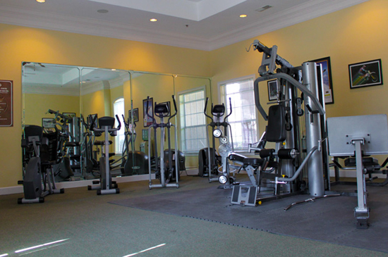 Fitness Center - Tuscana Resort - Orlando Resorts - Homes4uu