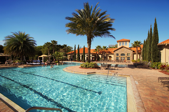 Lap Lanes - Tuscana Resort - Orlando Resorts - Homes4uu