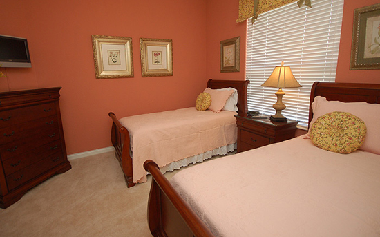 Bedroom 1 - Vista Cay Resort - 2 and 3 Bedroom, 2 Bath Condo - Homes4uu