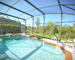 Private Pool and In Ground Spa - Small Bower - 4 Bedroom Private Pool Home in Orlando - Homes4uu