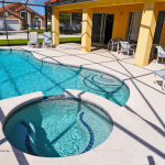 Clench 6 Bedroom Disney Area Vacation Home Pool View