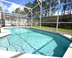 Private Pool Deck - Bobstay II - 4 Bedroom Disney area vacation rental home - Homes4uu