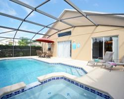 Private Pool and In Ground Spa - Binnacle II - 3 Bedroom Disney area vacation home - Homes4uu