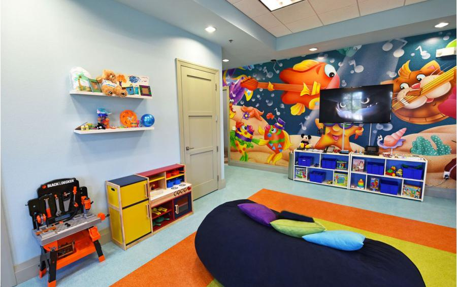 Champions Gate Childrens Area