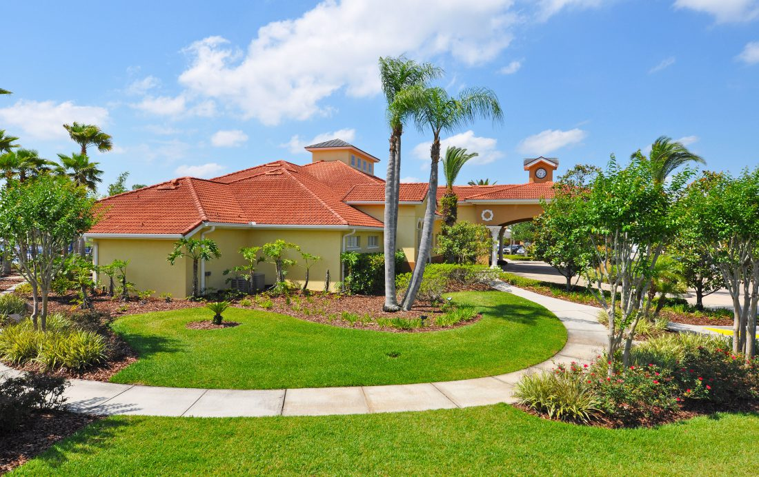 Orlando Resort Homes - Terra Verde Clubhouse
