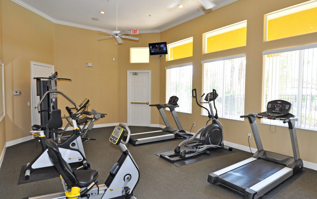 Orlando Resort Homes - Terra Verde Fitness Center