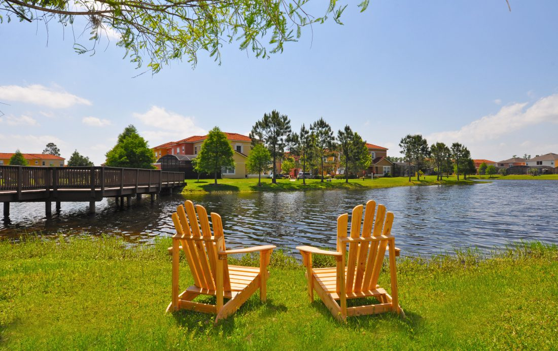 Orlando Resort Homes - Terra Verde Lakeside View