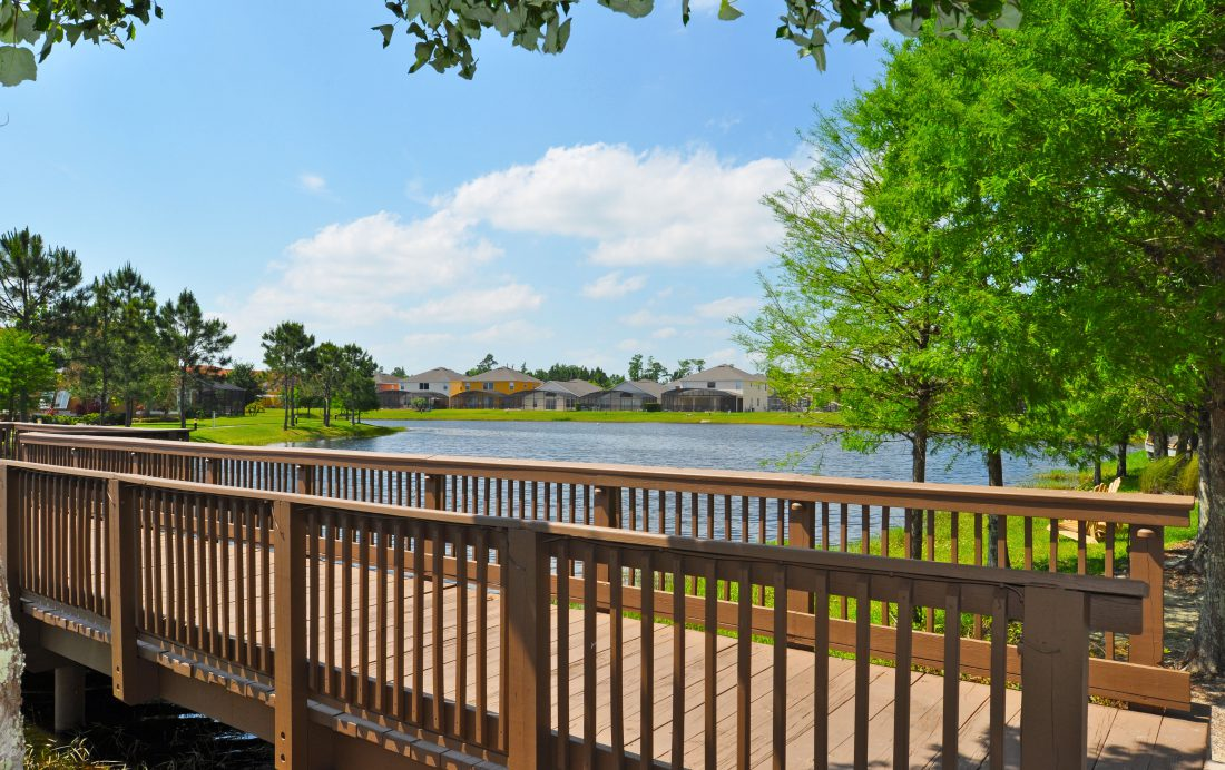Orlando Resort Homes - Terra Verde Lake View