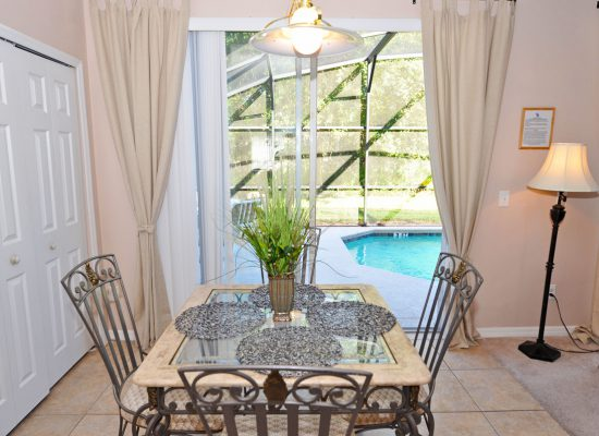 Breakfast Table - Bumpkin - 7 Bedroom Disney Area Home - Homes4uu
