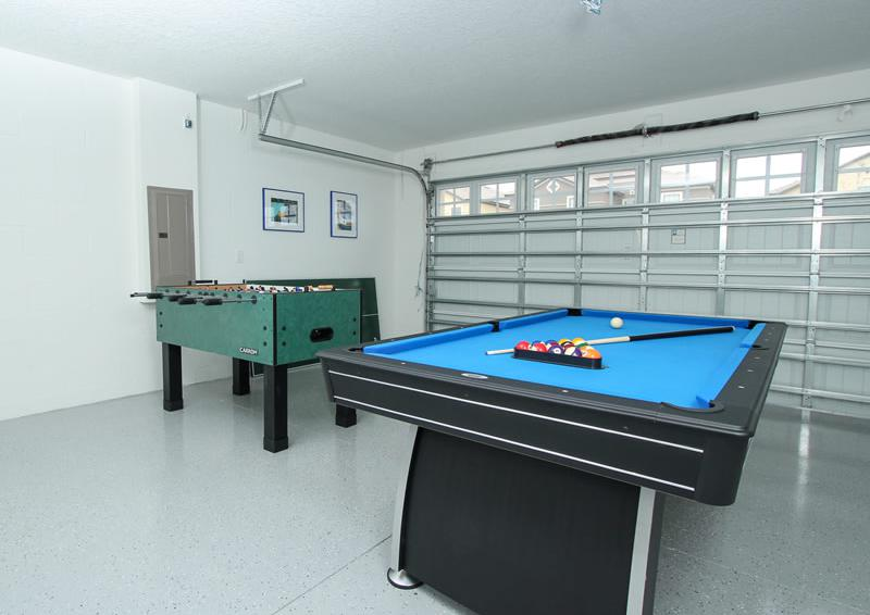 Game Room - Boatswain II - Disney area Vacation Rental Home - Homes4uu