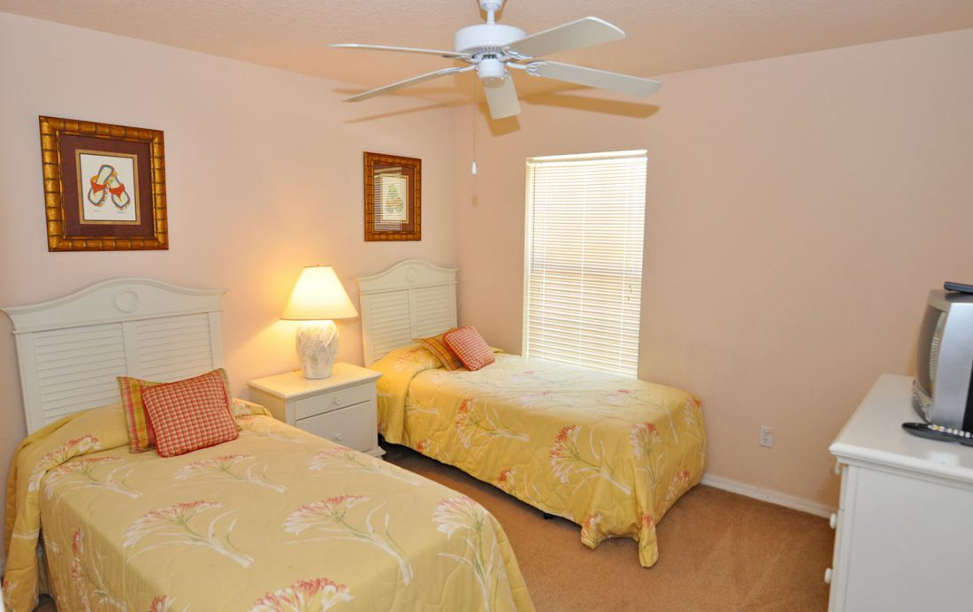 Bedroom 3 - Anchor Ball - 4 Bedroom Private Pool Home - Homes4uu