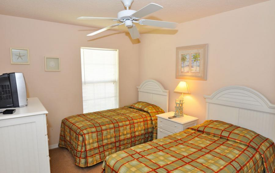 Bedroom 4 - Anchor Ball - 4 Bedroom Private Pool Home - Homes4uu