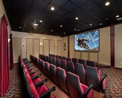 Paradise Palms Resort Townhome Resort Movie Theatre