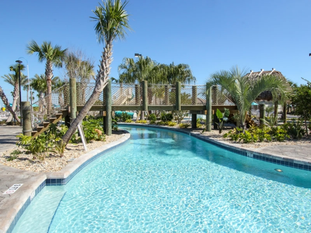 Champions Gate Resort Pool with Lazy River Area View 5