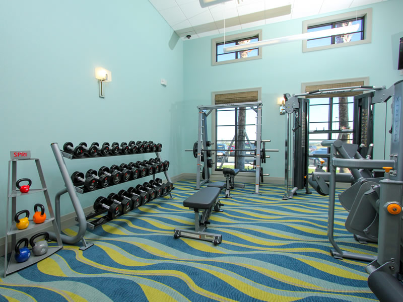 Champions Gate Resort Fitness Center View 4