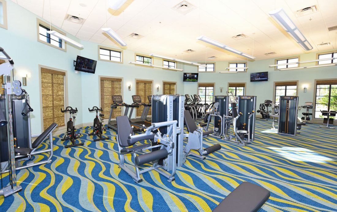 Champions Gate Resort Fitness Center