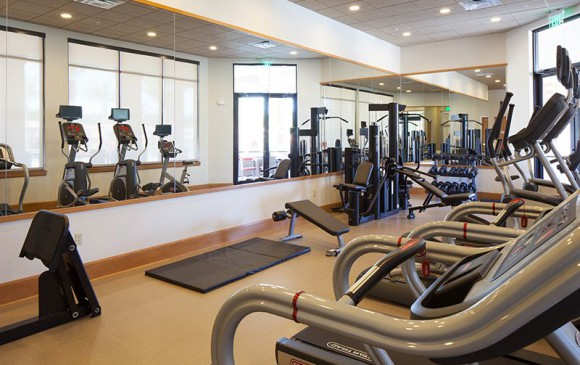 Regal Oaks Resort Fitness Center