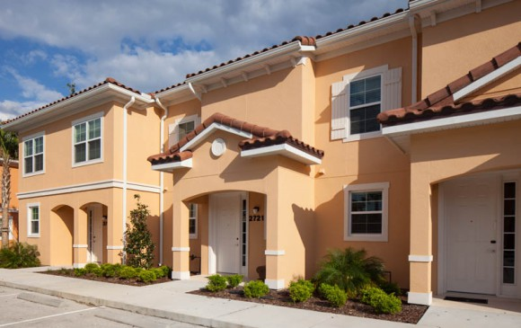 Regal Oaks Resort Townhouse Exteriors